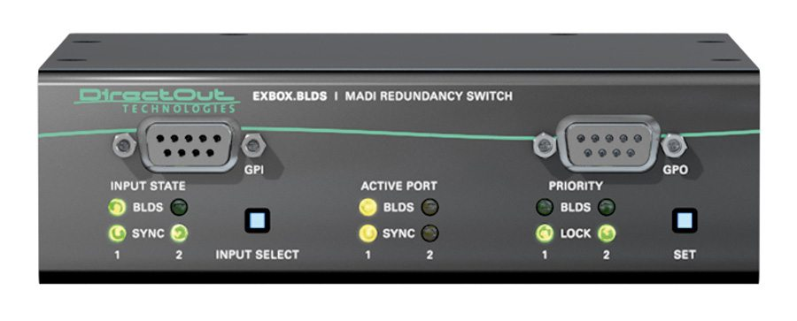 DirectOut Technologies EXBOX.BLDS
