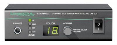 DirectOut Technologies MA2CHBOX.XL