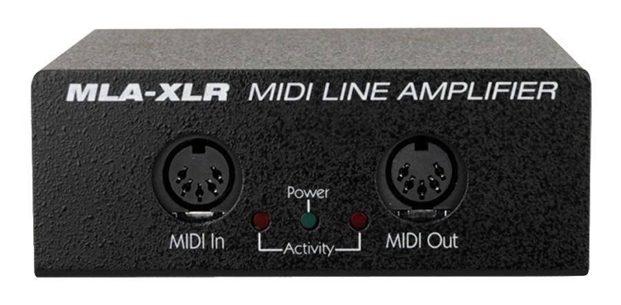 JLCooper MLA Series - MIDI Line Amplifiers