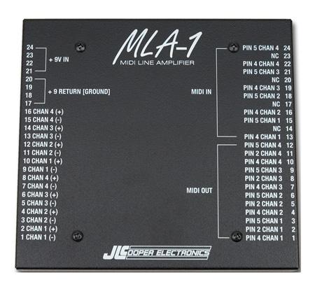 JLCooper MLA-1