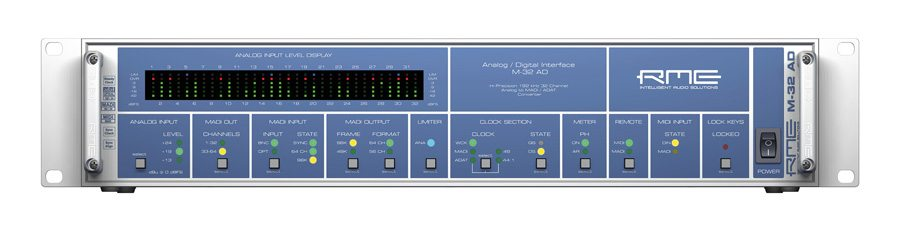 RME M-32 AD / M-16 AD