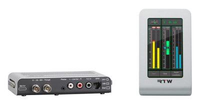 RTW TouchMonitor TM3-3G