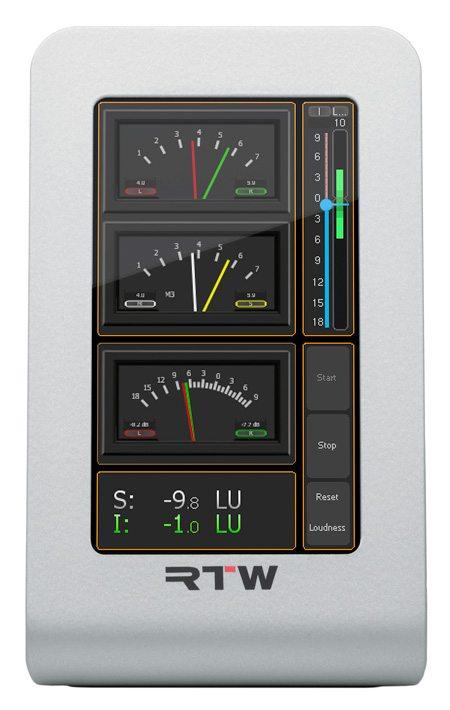 RTW TouchMonitor TM3