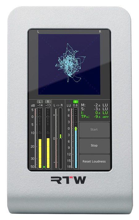 RTW TouchMonitor TM3-Primus