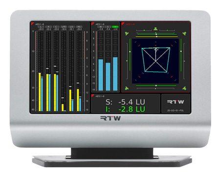 RTW TouchMonitor TM7