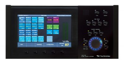 Tac System VMC-102 Studio Monitoring Controller