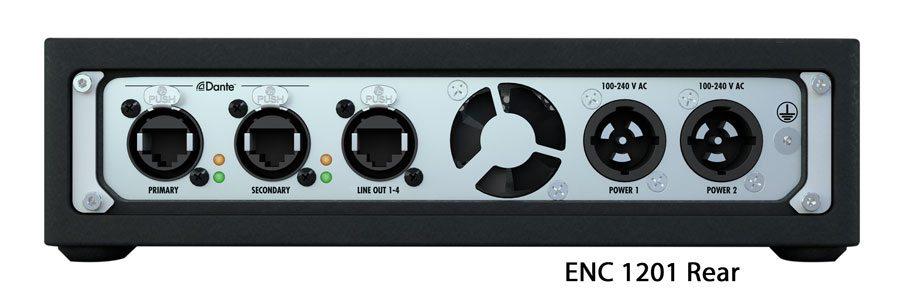 ASL ENC 1201 Rear