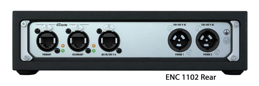 ASL ENC 1102 Rear