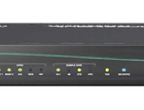 DirectOut Delivers MADI to SoundGrid Converter