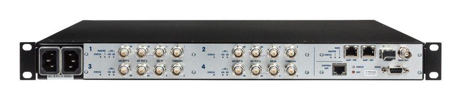 Jünger Audio Netbridge UHD Rear